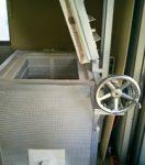 上蓋式陶芸用電気窯 10KW